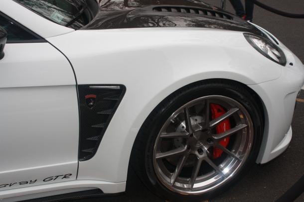 TOPCAR Stingray GTR