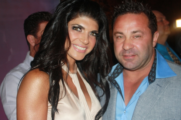 Real Housewives of New Jersey Teresa Giudice and Joe Giudice