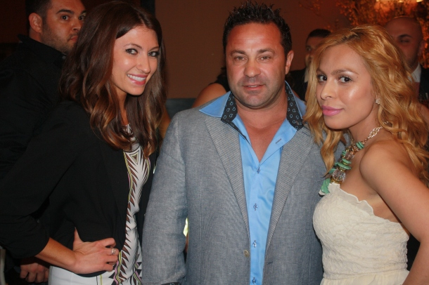 A Mommiez Fashion Diary (Yessenia Ramos) Joe Giudice, and Jessica Galfo
