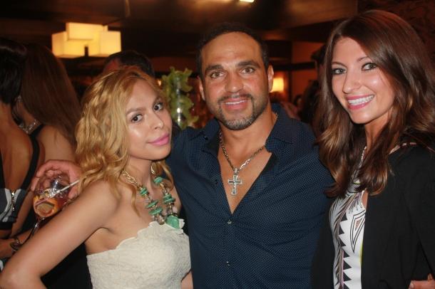 A Mommiez Fashion Diary (Yessenia Ramos) Joe Gorga,  Jessica Galfo