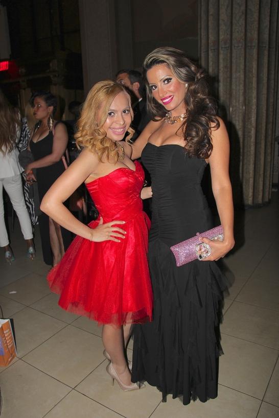 Presenters: A Mommiez Fashion Diary (Yessenia Ramos) VH1 Tough Love's Elizabeth Ann