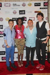 Jazmin Brown with Nick Tangorra Band