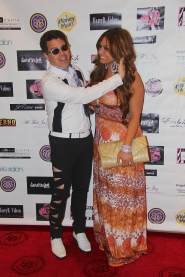 Eric Andrew and Tracy DiMarco (Style Network Star Jerseylicious