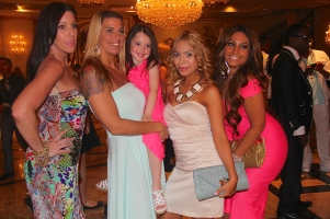 A Mommiez Fashion Diary (Yessenia Ramos)Tara Gal, JordynAnna (Model) and Tracy DiMarco (Style Network Jerseylicious)