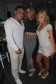 A Mommiez Fashion Diary (Yessenia Ramos) with Carmine G ( Jerseylicious; Style Network) girlfriend Lexy