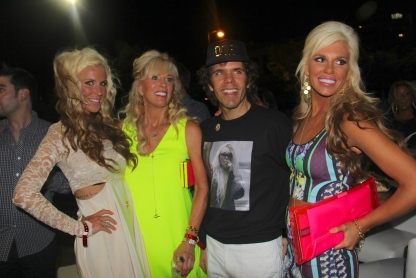 Perez Hilton with Big Rich Atlanta