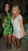 A Mommiez Fashion Diary (Yessenia Ramos) with Ramona Rizzo (VH1 Mob Wives)