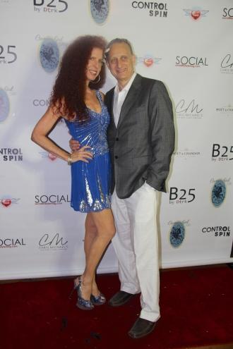 Susan Korkin and Dr. Korkin