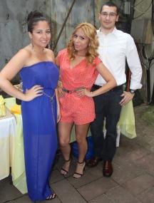 A Mommiez Fashion Diary (Yessenia Ramos) with Joseph Cuccia Catering Inc.