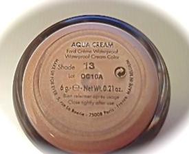 Aqua Cream #13