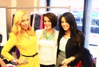 A Mommiez Fashion Diary (Yessenia Ramos) with the Beauties Niki (NowZenPR) and Naty